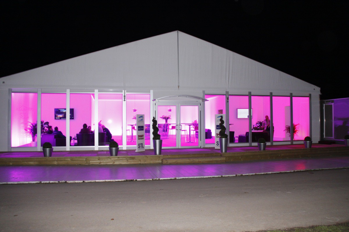 Marquee hire Kent corporate events