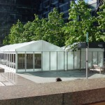 Temporary Structures Canary Wharf