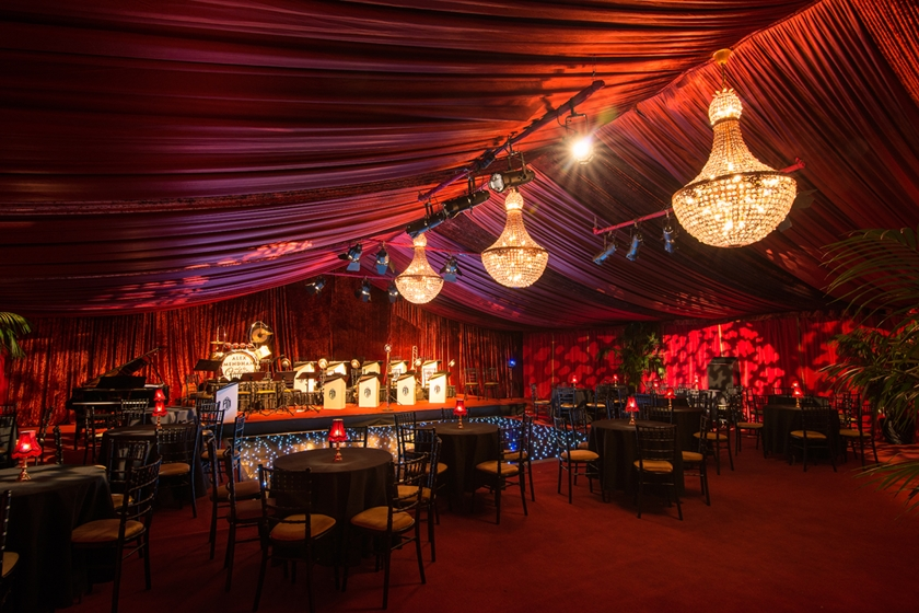 Temporary Structure Hire - Private Party