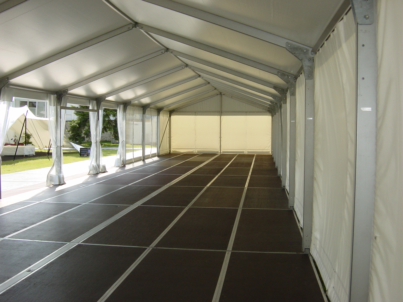 Temporary Structures Hire And Installation Temporary