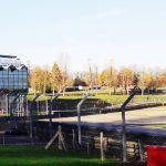 Brands Hatch Christmas Temporary party structure