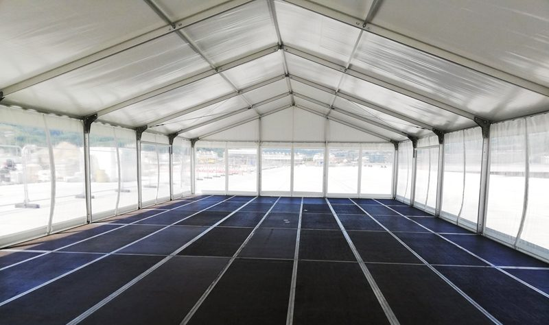 temporary event structure hire Kent