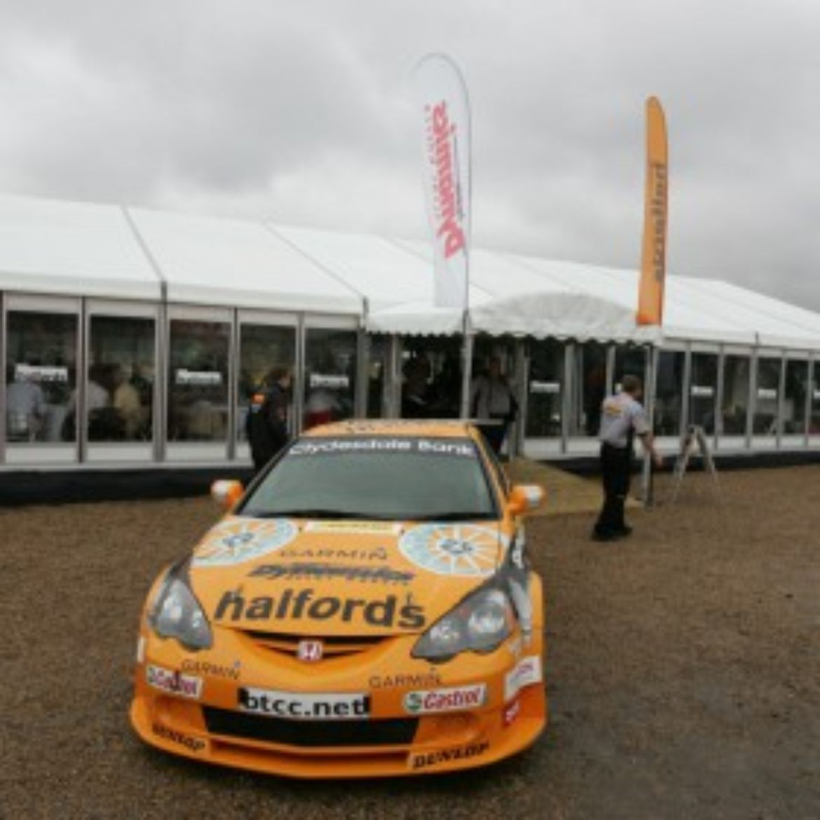 Halfords - BTCC Event at Brands Hatch