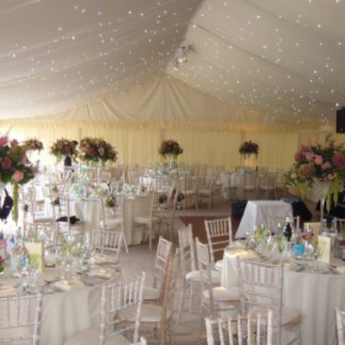Starlit Wedding Marquee