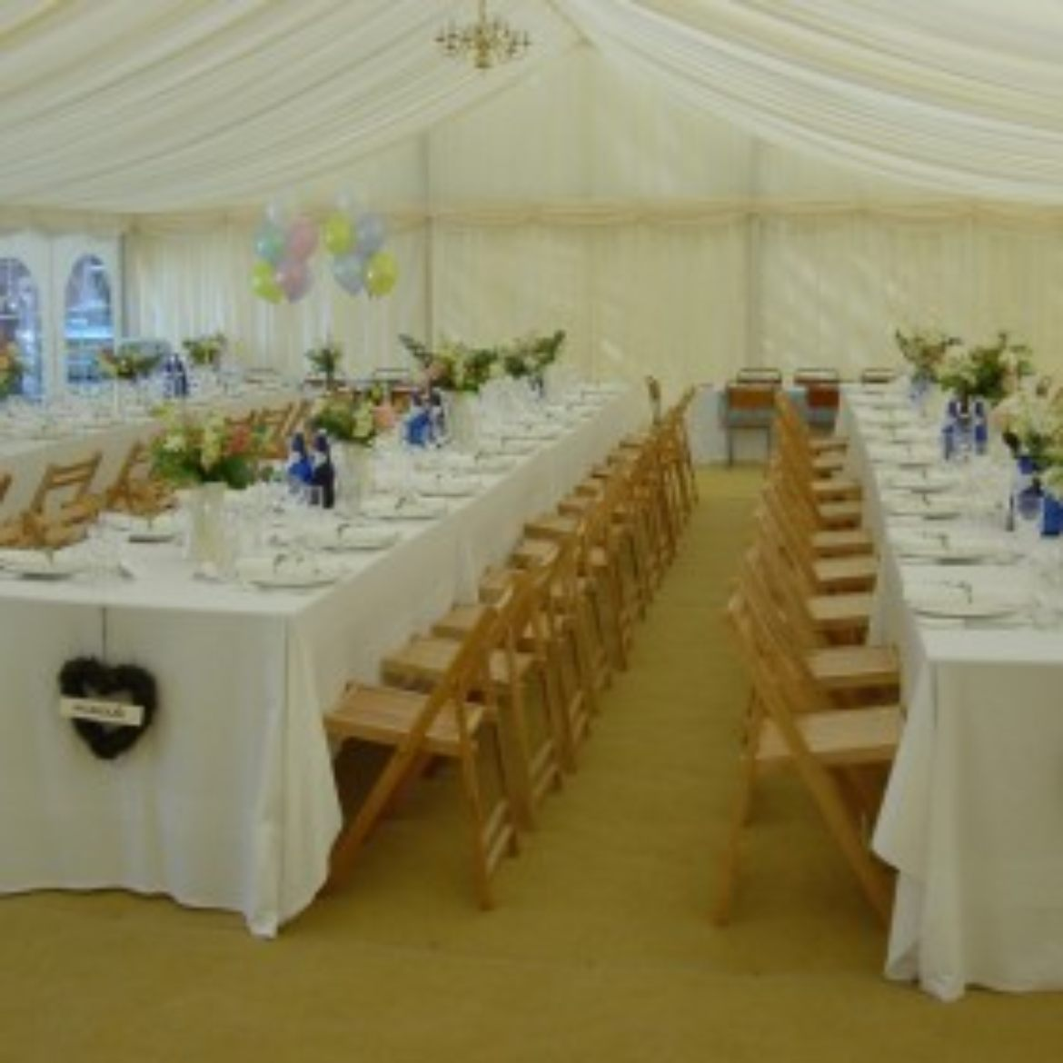 Quintissential Wedding Marquee