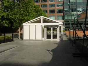 Temporary Event Structures London