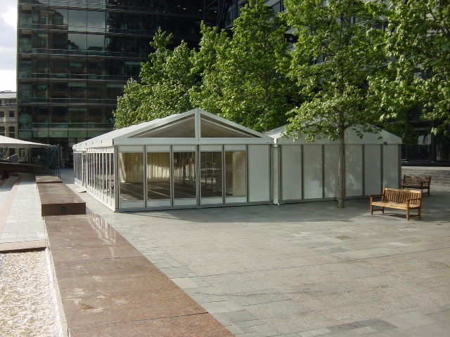 Temporary Structure Hire London