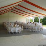 Mackensie wedding marquee hire (5)