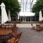 Airshow temporary strcuture hire Farnborough business park