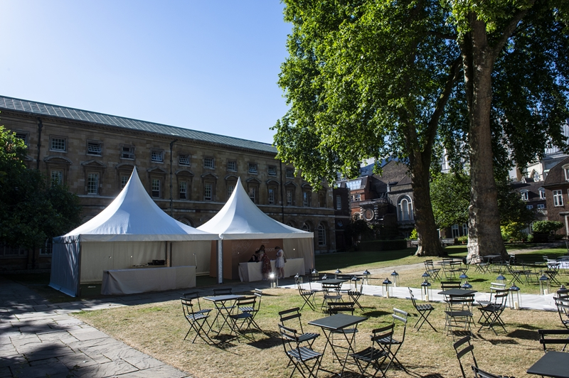 ITV Summer Party Westminster Abbey Venue Hire