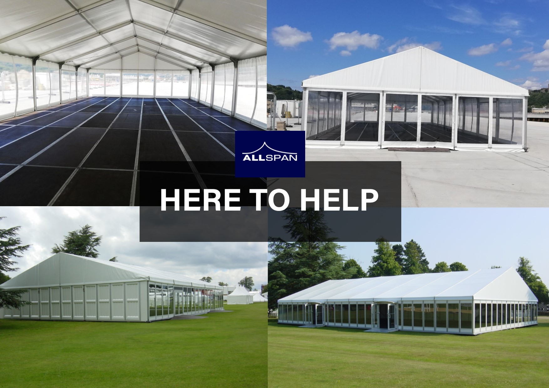 Covid 19 emergency temporary structures for hospitals